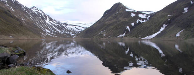Fly fishing in Iceland – Hraunsvatn – icelandfishingguide.com