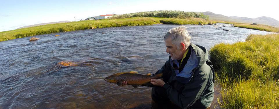 Iceland Fishing Guide Fly Fishing In Iceland Salmon