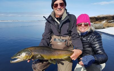 Iceland Fishing Guide – Fly fishing in Iceland – Salmon